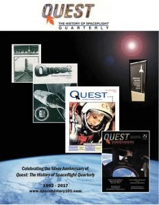 Quest at 25 Cover